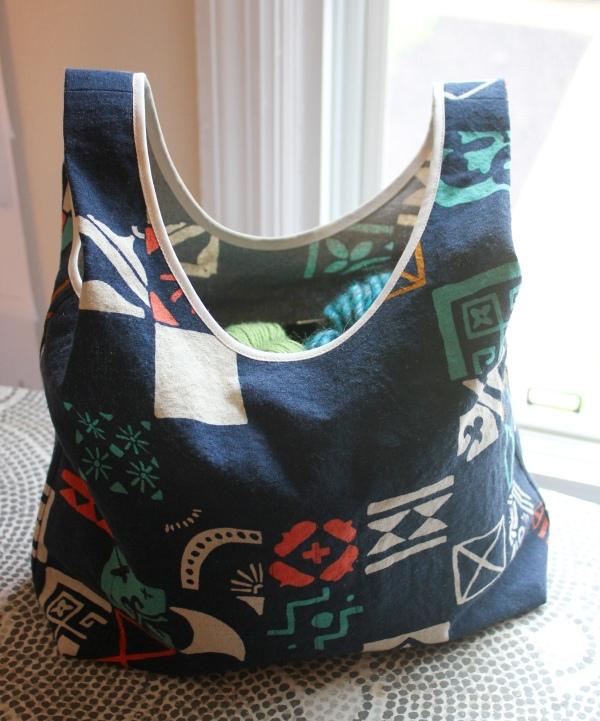 Grainline Stowe Bag